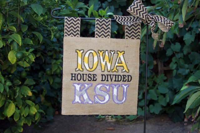 House Divided Sign