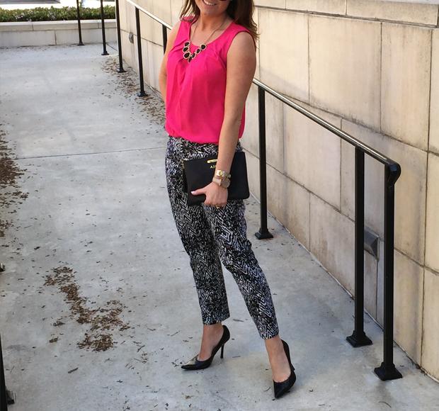 Pink Print Pant_2